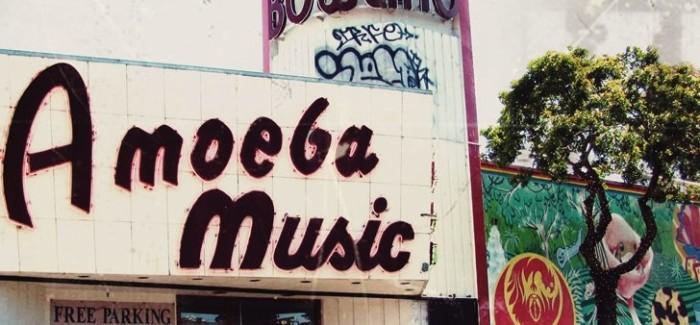 Amoeba, temple de la musique à San Francisco