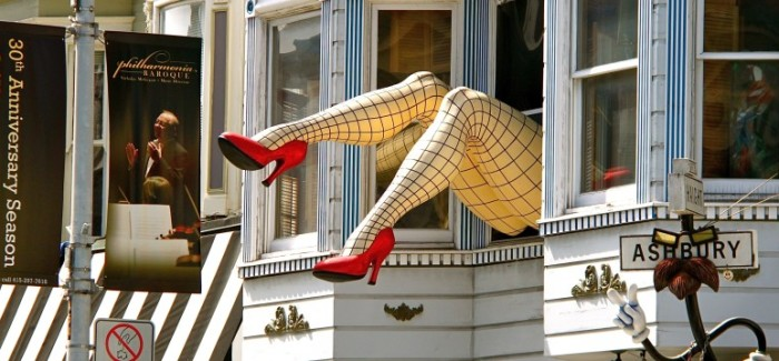 San Francisco : Haight-Ashbury, quartier de la hype
