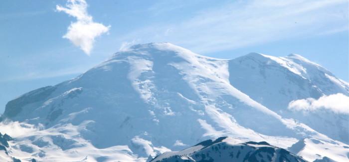 Mont Rainier, la route du Paradis