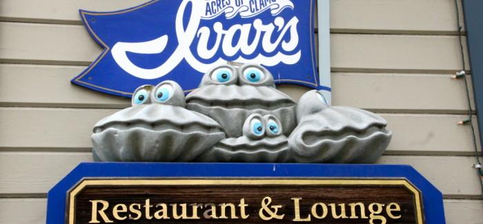 Morfale, j'ai mangé de la clam chowder