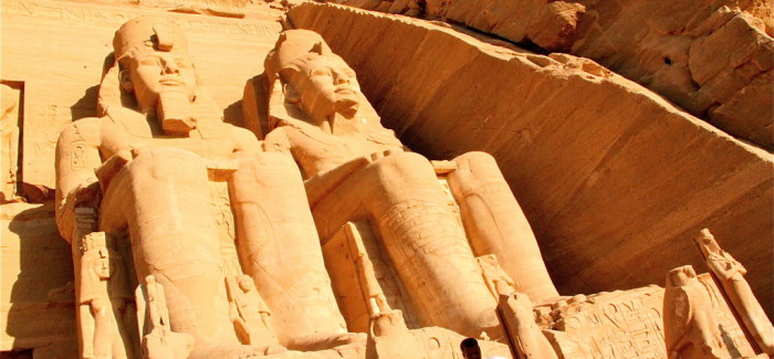 Abou Simbel, trésor sauvé des eaux