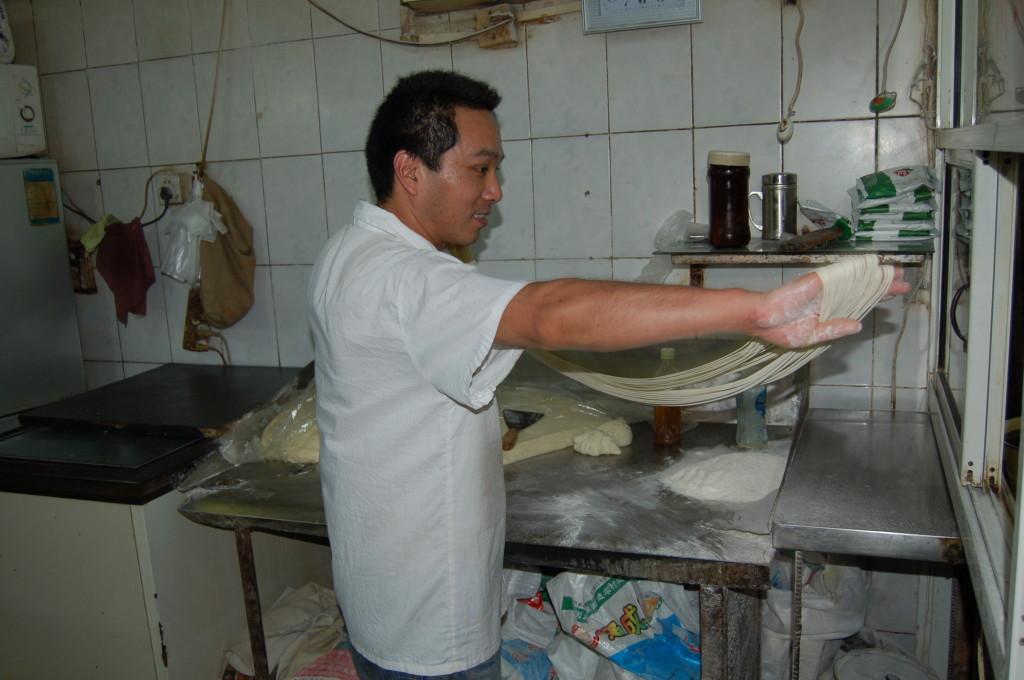 Shanghai - 1,40 euros - pâtes fraîches
