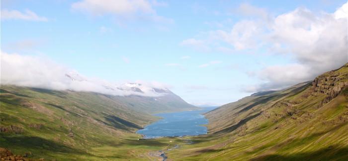 Escapade dans les fjords de l'Est
