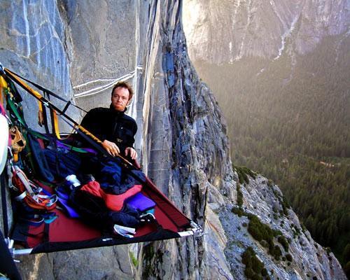 El Capitan alpinistes
