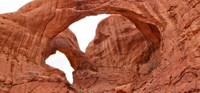 Dans l'Utah, c'est Arches superstar