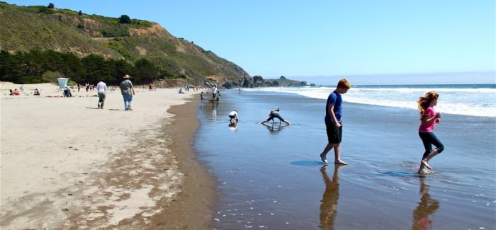 San Francisco côté plages