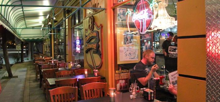 Morfale, j'ai mangé au Floridian à Fort Lauderdale
