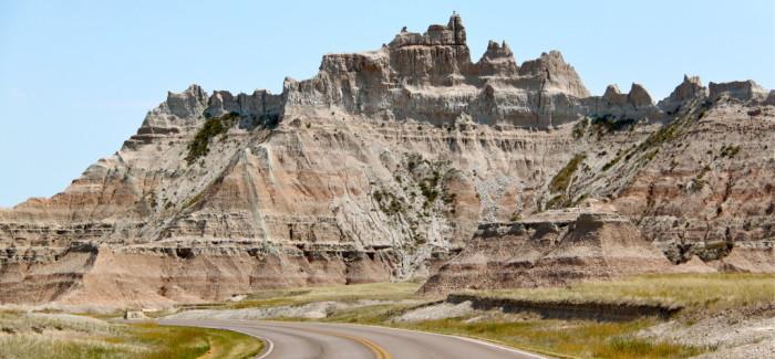 Dakota du Sud : bienvenue dans les Badlands
