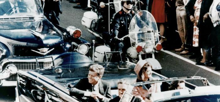 Dallas : «Happy birthday», Mr. President Kennedy
