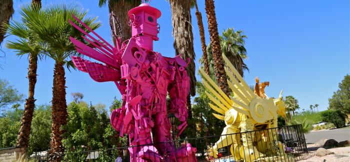 Palm Springs : vous avez dit désert ?