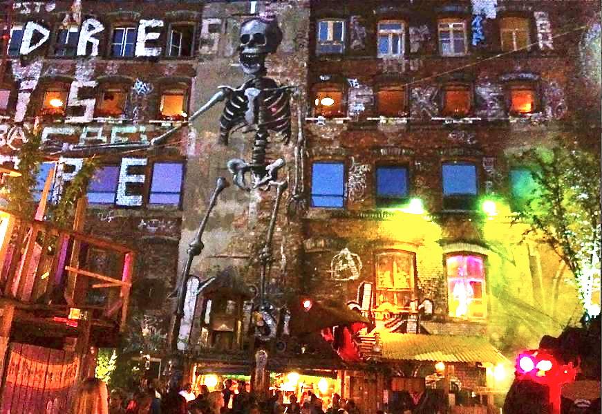 Au c ur du nouvel an berlin a la fin de la route - Fin des soldes 2014 ...
