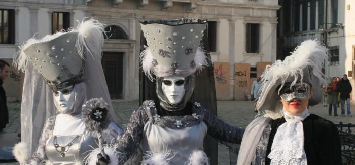Venise en photos pour fêter le Carnaval