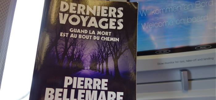 J'ai lu pour vous «Derniers voyages» de Pierre Bellemare