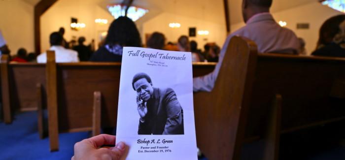 A Memphis, c'est Al Green qui vous fait la messe…