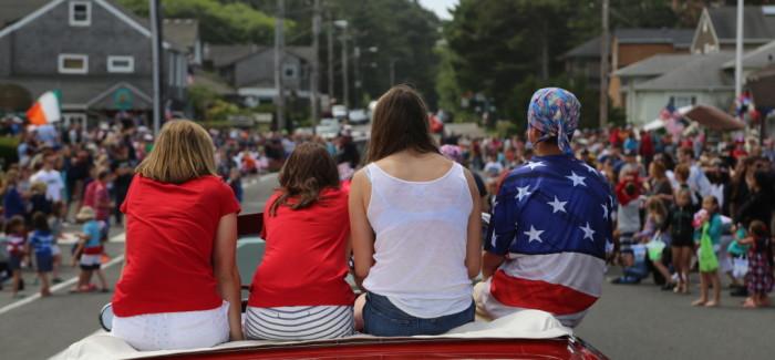 On a vécu un «Happy Fourth» en Oregon